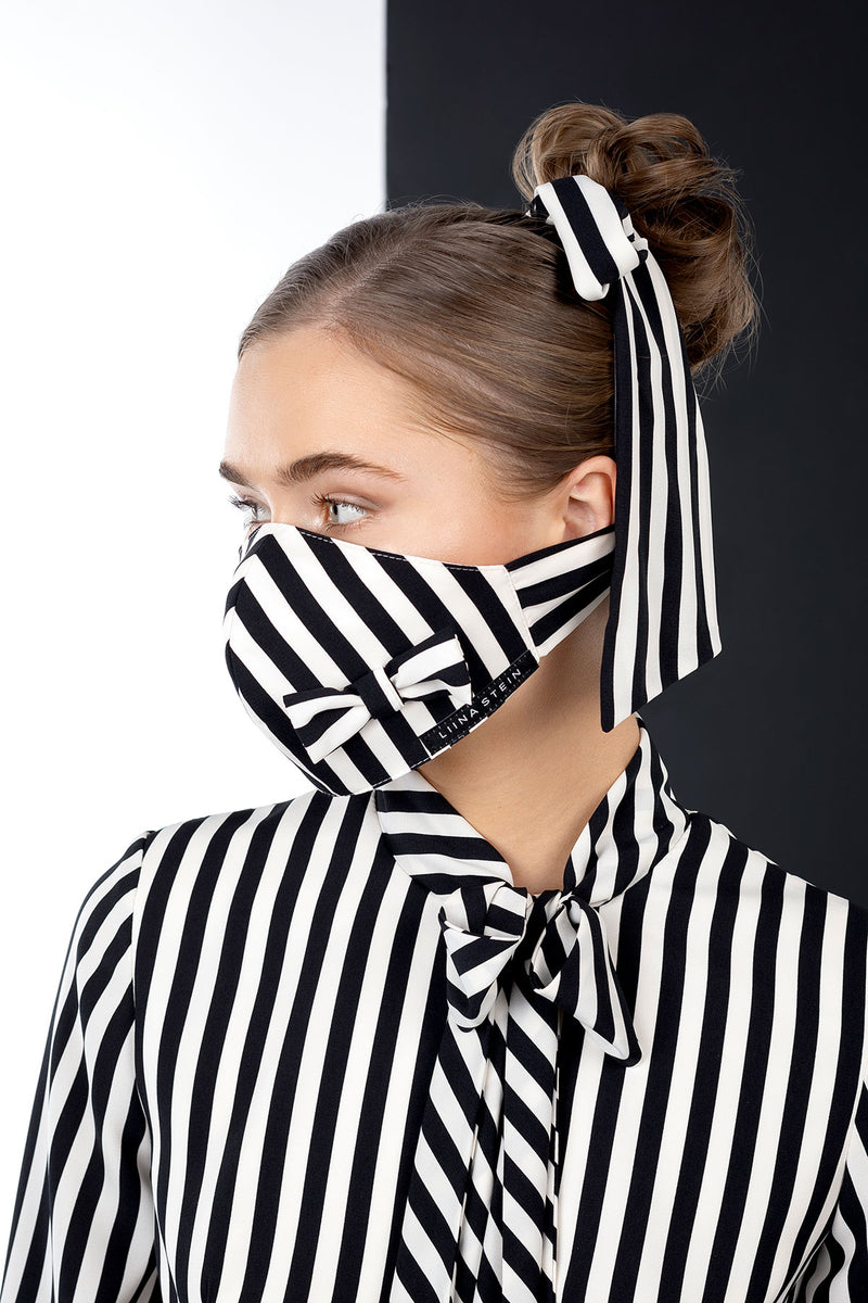 Striped Duality Mask