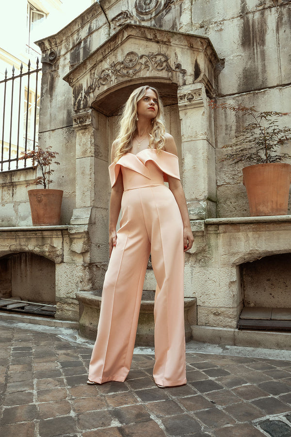 Peachy Suit