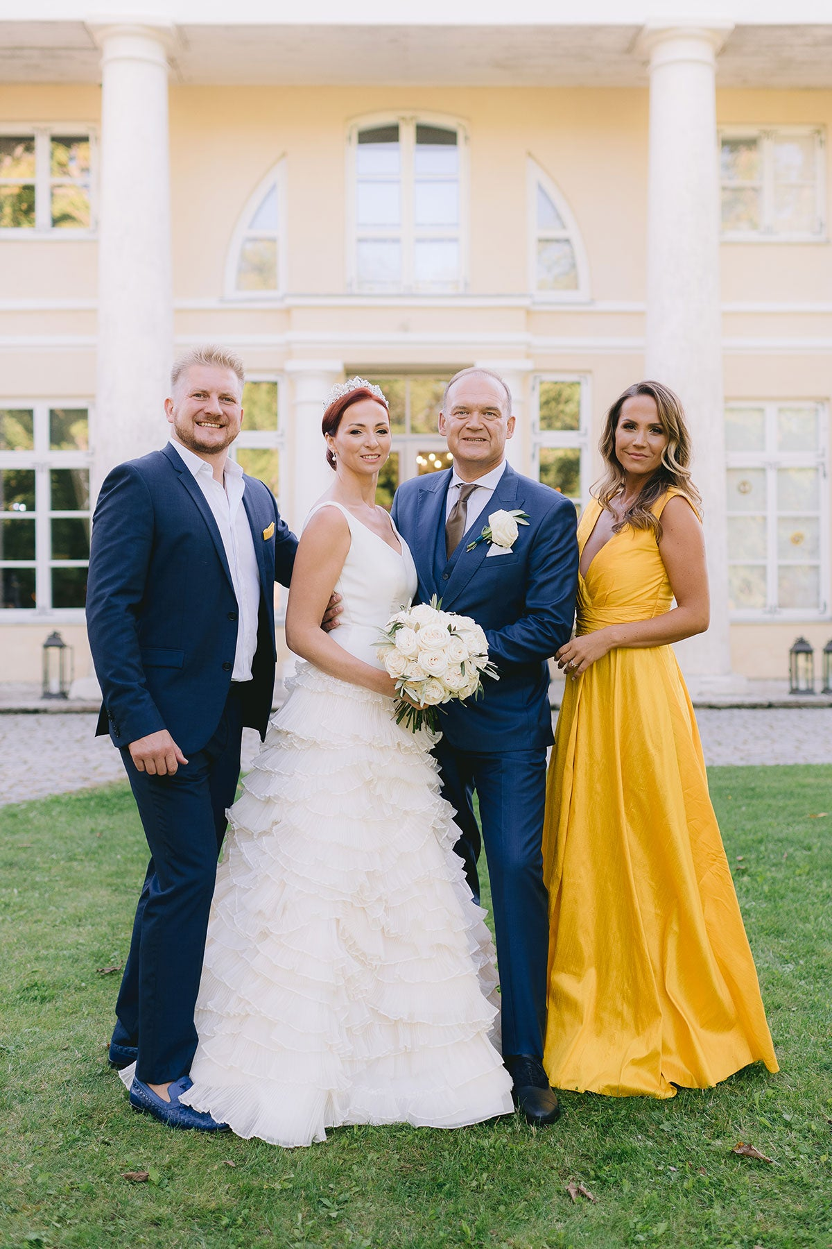 Kuusk Wedding Kõue manor