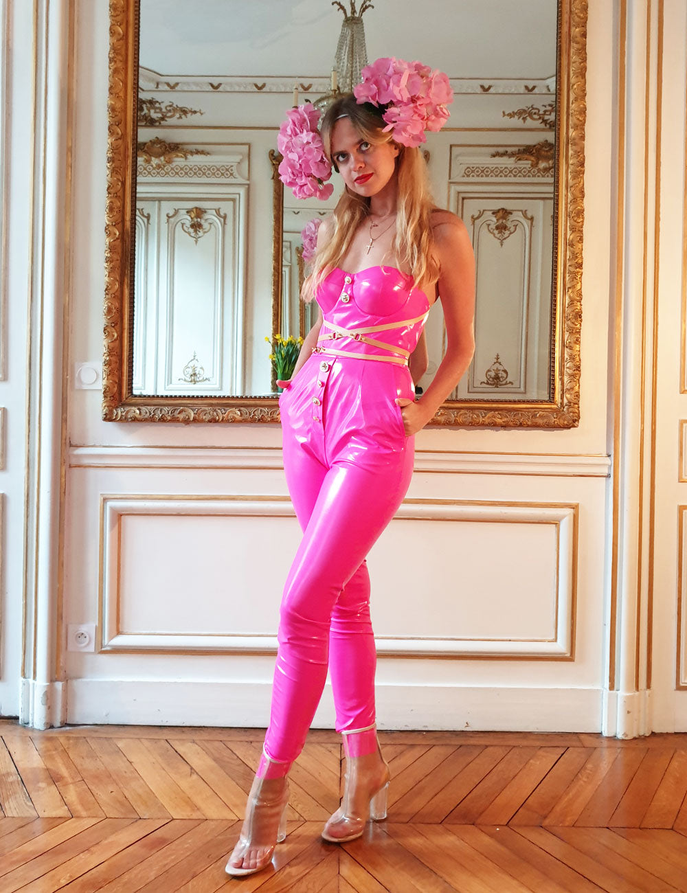 Pink Panther Jumpsuit