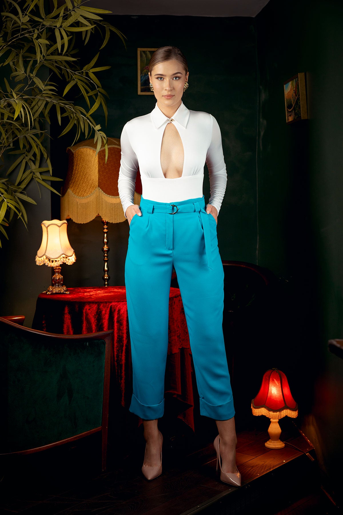 Tres Jolie Trousers