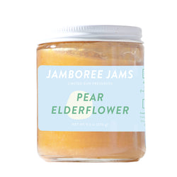 Pear & Elderflower Jam