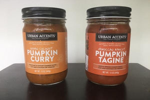 Urban Accents Pumpkin Simmer Sauces image - New In Our Retail Store on 64th Avenue in Langley - Well Seasoned, a gourmet food store