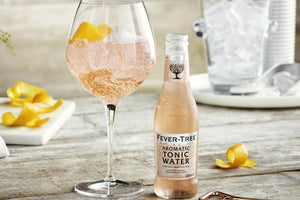 Image - Pink Gin and Tonic - Recipes from Well Seasoned