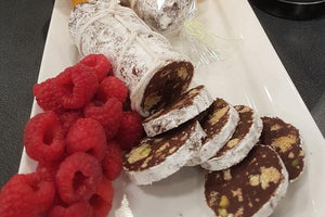 Chocolate Salami image - New In Our Retail Store on 64th Avenue in Langley - Well Seasoned, a gourmet food store