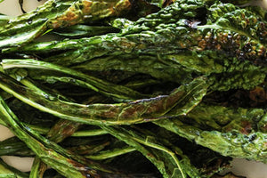 Image - Grilled Kale and Fennel Salad by House of Q - Recipes from Well Seasoned