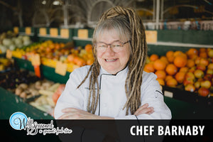 Forthcoming Feature Classes with Chef Karen Barnaby