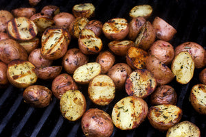 Grilled New Potato Salad: BBQ Delights as seen on Global News!