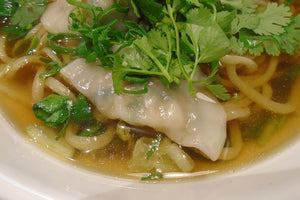 Chef Helena's Wonton Soup with Noodle & Pan Fried Dumplings: Kids Cook