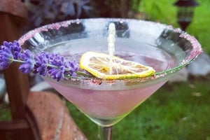 Purple Vixen Cocktail