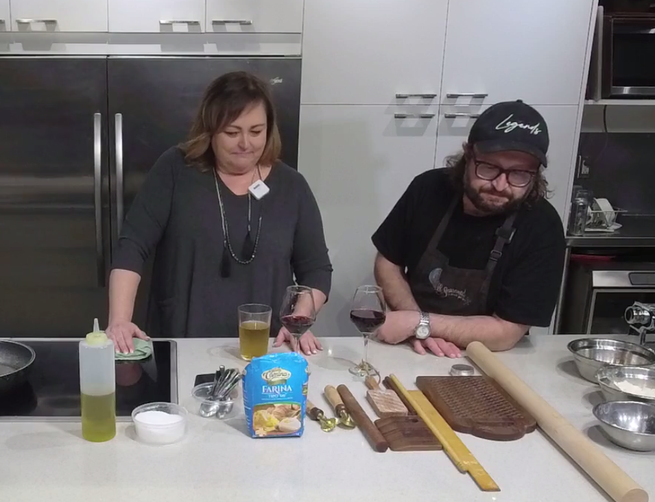 Cook Along with Chef Deniz: Carne Cruda
