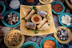 Moroccan Cuisine with Chef Carl • Apr 23