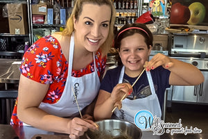 Kids + Parents Cook Together • Forthcoming Classes