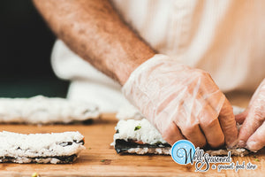 Sushi Basics with Chef CJ • Forthcoming Classes