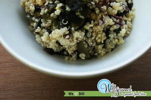 Dill & Lemon Quinoa ft. August's Spice of the Month