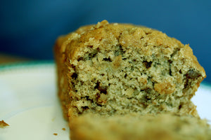 Spiced Guinness Banana Bread