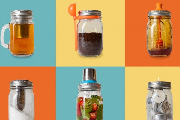 Jarware - Mason Jar Accessories