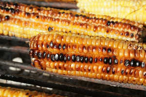 Haupy's Grilled Corn