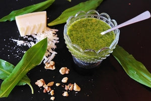 Basil & Walnut Pesto