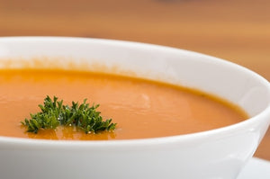 Slow Cooker Spiced Sweet Potato Soup