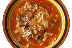 JD Farms Turkey Minestrone