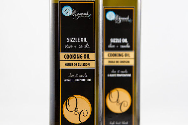 Well Seasoned Sizzle Oil