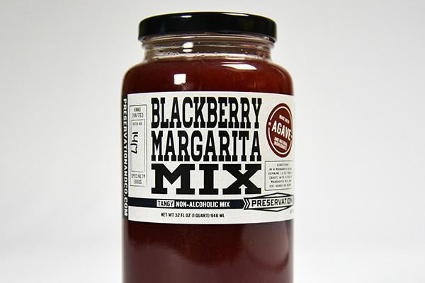 Preservation & Co. Blackberry Margarita Mix image - New In Our Retail Store on 64th Avenue in Langley - Well Seasoned, a gourmet food store