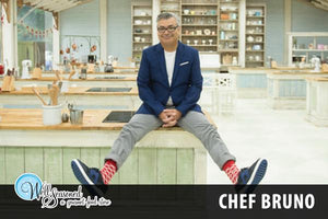 A very special event with Chef Bruno, CBC's The Great Canadian Baking Show Judge • February 27 - Upcoming Class Features - Well Seasoned