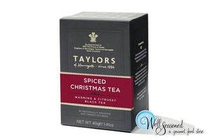 Christmas Tea is Here! image - New In Our Retail Store on 64th Avenue in Langley - Well Seasoned, a gourmet food store