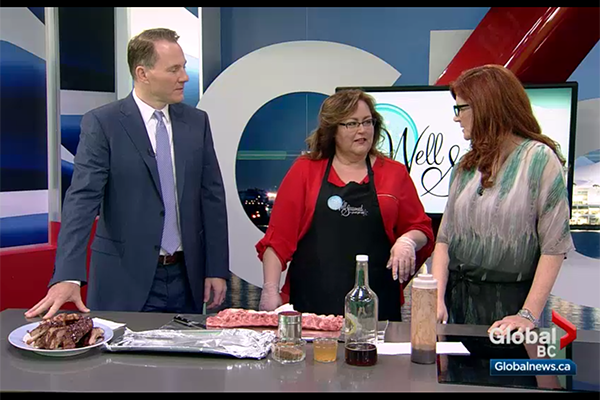 Global News | Saturday Chef: Ribs