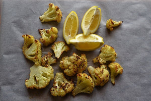 Spiced Whole Roasted Cauliflower