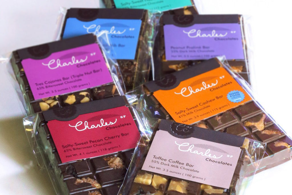 Charles Chocolates: Small Batch made in San Francisco