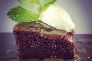 New Gourmet to Go:  Homemade Sticky Toffee Pudding.