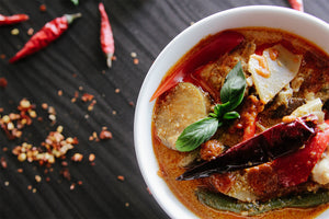Spicy Vegetable & Apricot Curry: 7th of our 12 Days of Recipes annual series
