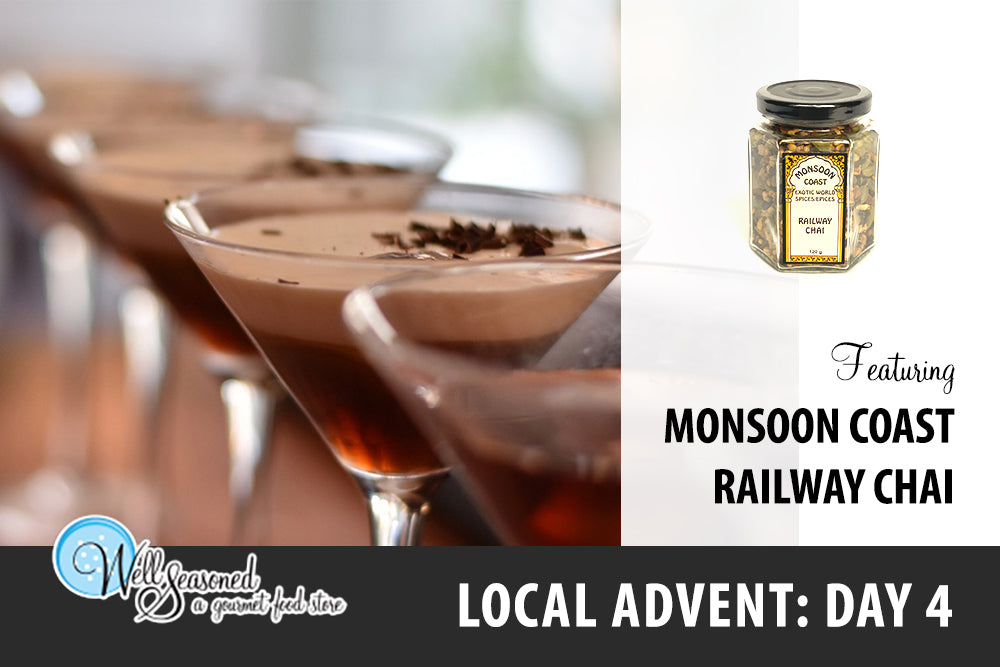 Monsoon Coast Chai-Tini