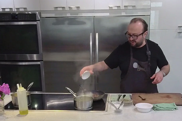 Cook Along with Chef Deniz: Smoked Chili And Chocolate Braised Beef Short Ribs