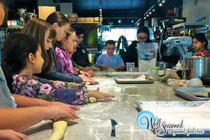KIDS COOK: Mini Mamma Mia with Chef Helena • June 16 - Upcoming Class Features - Well Seasoned