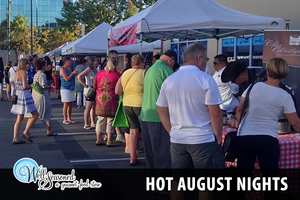 Hot August Nights at Well Seasoned
