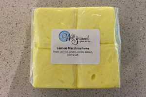 Our Newest Marshmallow Flavour: Lively Lemon