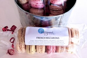 French Macarons | New In Store | Well Seasoned, a gourmet food store serving the Lower Mainland and Fraser Valley