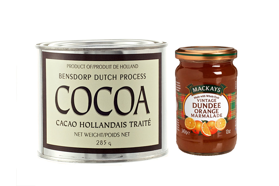 Day 6: 12 Days of Recipes Contest - Mackays Vintage Marmalade & Dutch Cocoa