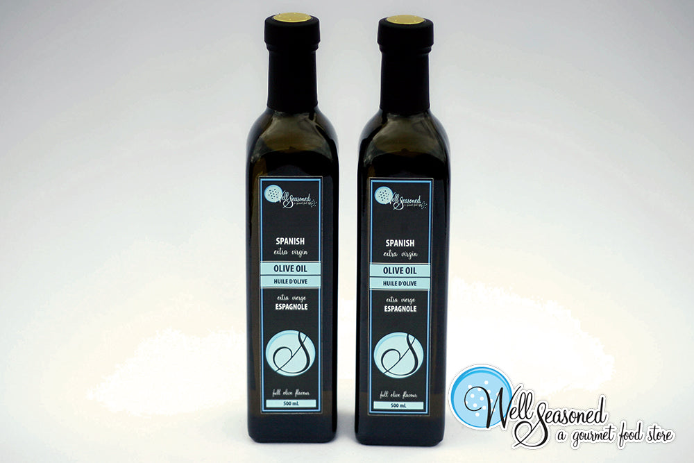 Well Seasoned brand Olive Oil from Spain | In Store Now | Well Seasoned Gourmet Food Store
