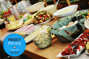 Potluck Tips - Are you Ready for Project Potluck?