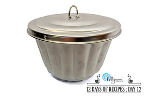 Day 12: 12 Days of Recipes 2017 - Sticky Toffee and Pudding Pans