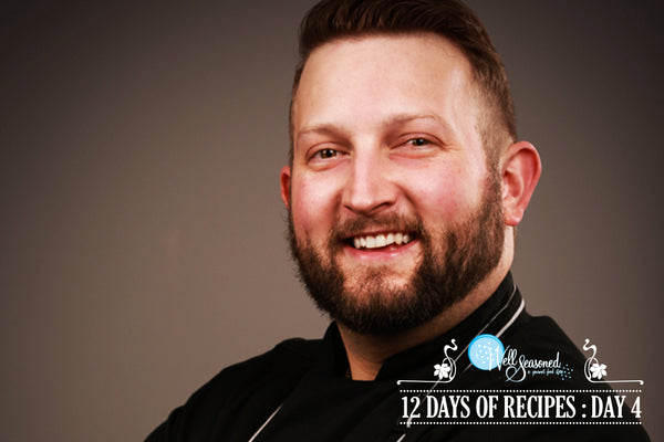 Day 4: 12 Days of Recipes 2017 - Advanced Classes & Pasta Carbonara