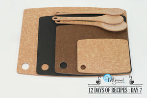 Day 7: 12 Days of Recipes 2017 - Knives, Cutting Boards & Risotto