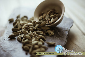 October's Spice of the Month: Cardamom