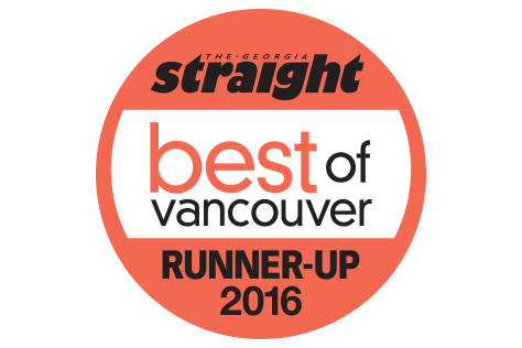 BEST of Vancouver Readers Poll: Georgia Straight