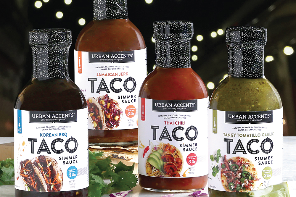 Urban Accents Global Taco Sauces