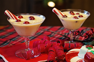 Easy Homemade Eggnog